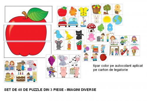 set-48-puzzle-din-3-piese